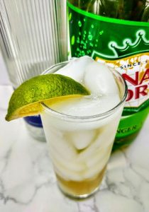 vodka ginger ale