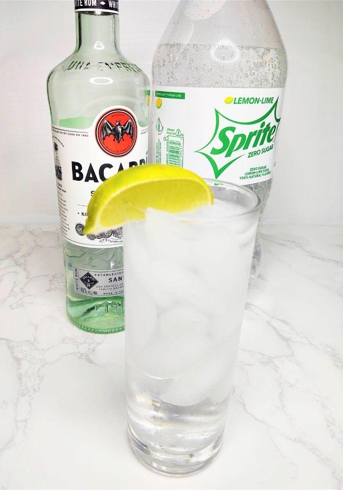 rum and sprite