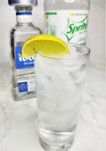 tequila and sprite