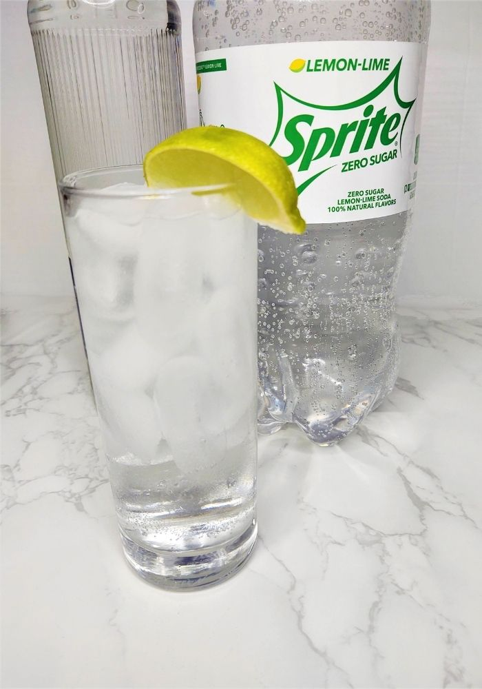 vodka and sprite