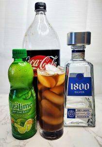 batanga tequila and coke cocktail