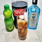 gin and coke
