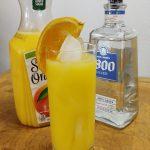tequila screwdriver